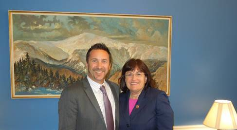 """Local NH Manufacturer and Rep Annie Kuster Push For """"Made In America"""""""