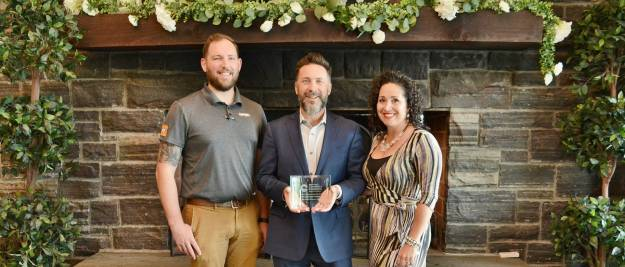 W.H. Bagshaw named Small Business of the Year